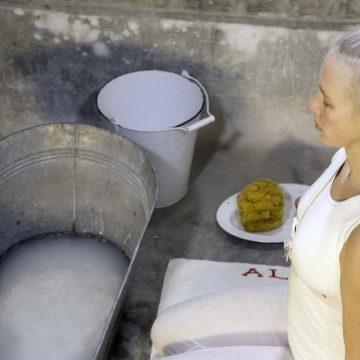 Purification of Her Porcelain Spirit